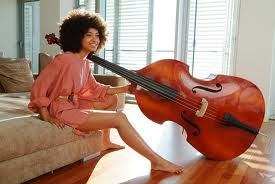 Esperanza Spalding, Joni: A Portrait in Song - A Birthday Happening Live at Massey Hall June 19 - http://luminatofestival.com/events/2013/joni-portrait-song