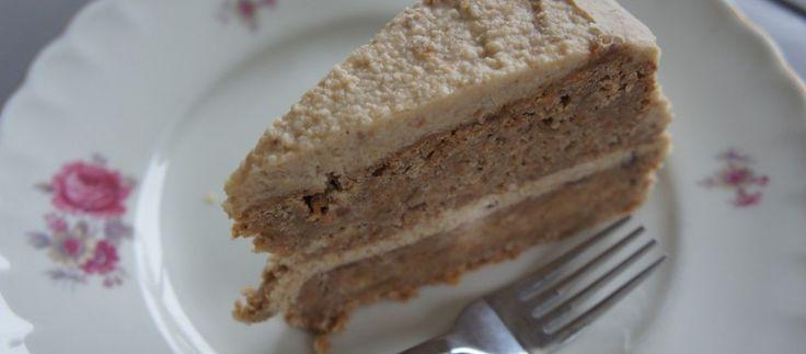 Mokkataart (suikervrij, zuivelvrij, glutenvrij)