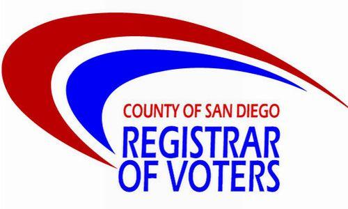 County of San Diego Registrar of Voters