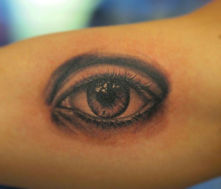 In my eyes  #tattoo #eyetattoo