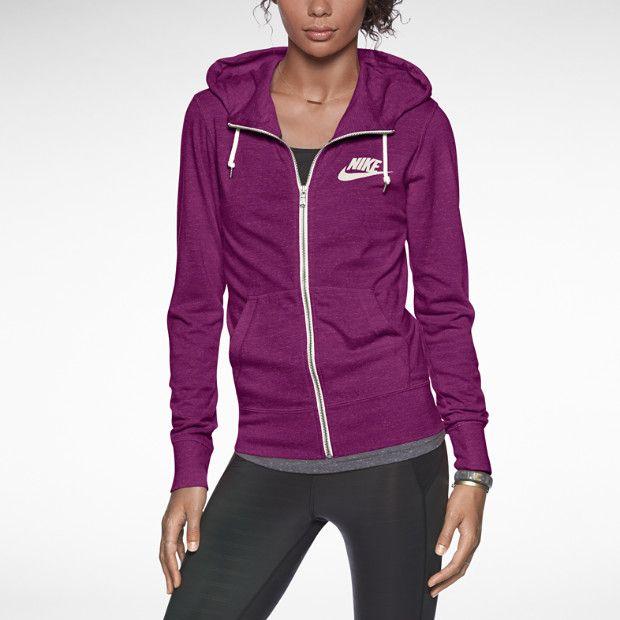 Nike Gym Vintage W pantalon de jogging gris chiné