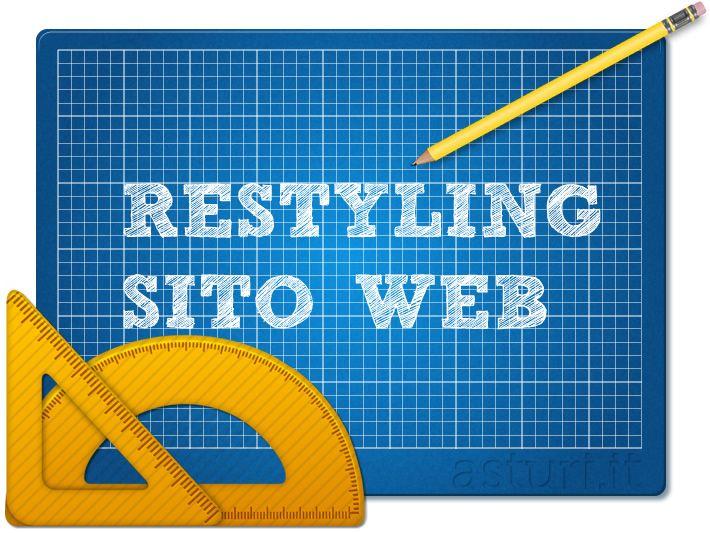 Scopri se hai se hai bisogno di un restyling del tuo sito web
