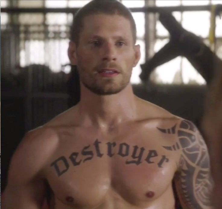 matt lauria workout