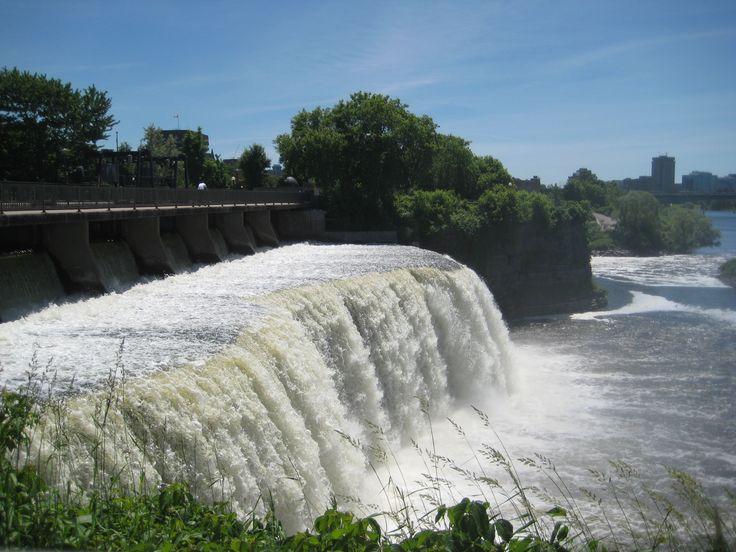 Rideau Falls- Ottawa Hotspot.  http://nexthome.yp.ca/neighbourhoods/ottawa-new-edinburgh/31207/