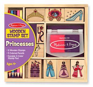 Melissa&Doug, Étampes princesses en bois, avec crayons inclus, 4+ans, 12.99$. Disponible dans la boutique St-Sauveur (Laurentides) Boîte à Surprises, ou en ligne sur www.laboiteasurprises.ca... sur notre catalogue de jouets en ligne, Livraison possible dans tout le Québec($) 450-240-0007 info@laboiteasurprisesdenicolas.ca