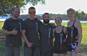 12 week transformation Challenge at CrossFit Furnace