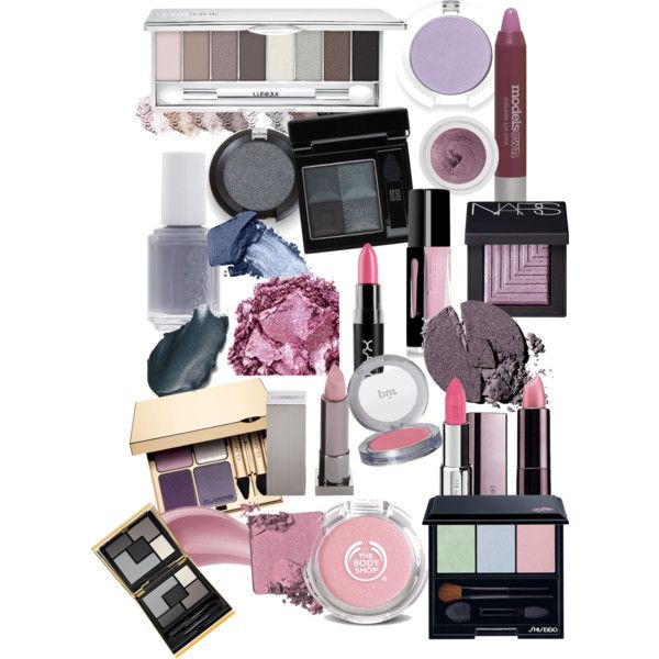 Soft Summer by erin-catterson on Polyvore featuring beauty, Shiseido, Givenchy, Clarins, NARS Cosmetics, Yves Saint Laurent, Urban Decay, Stila, Lipstick Queen and Sugarpill