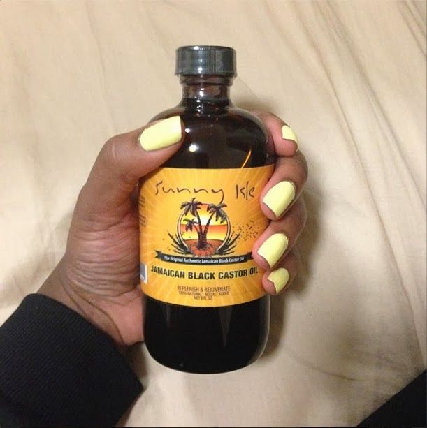 Wots her name again?: Sunny Isle Jamaican Black Castor Oil Review