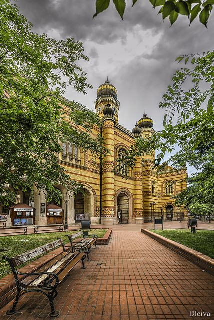 Gran Sinagoga (Budapest) | Flickr: Intercambio de fotos