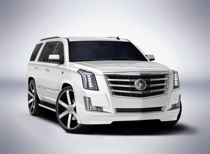 Escalade 2015 Dub Edition Automotive Pinterest