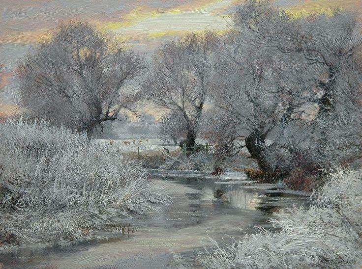 Peter Barker winter