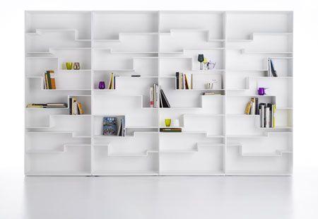 Melody Bookcase - MDF Italia