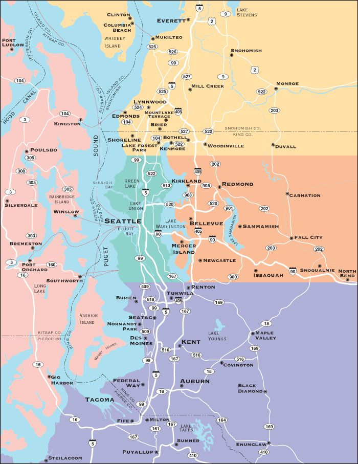 Finding a Home Moving to Seattle WA neighborhoods communities