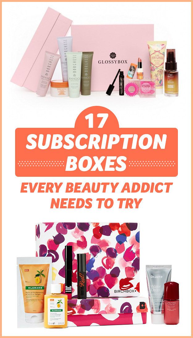 17 Subscription Boxes Every Beauty Addict Needs To Try                                                                                                                                                     More