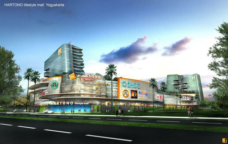 Hartono Lifestyle Mall #Yogyakarta #Indonesia #Java #newproject