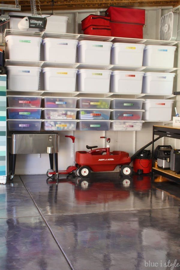 Diy Garage Storage Click The Image For Many Garage Storage Ideas