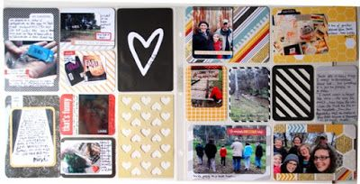 Deer and Fawn Designs: Project Life Catch Up with Tam