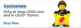 If your kid is really into legos buy from the lego.com site, some things are 50% cheaper than retail.