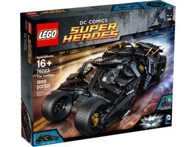 Lego UCS 60723 Tumbler