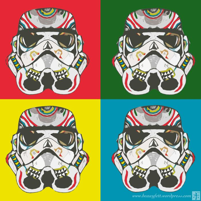 Storm troopers of the