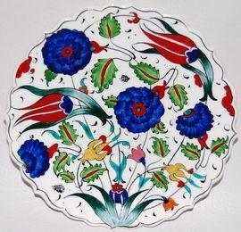 Turkish Ceramic Plate