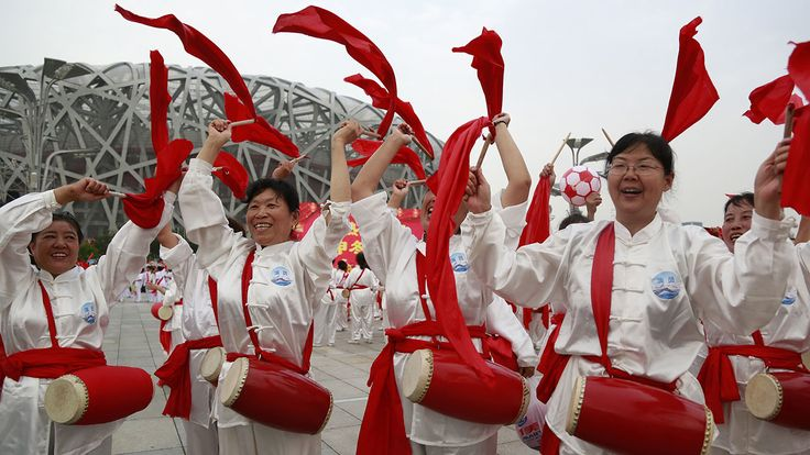 Beijing will stage the winter games in 2022