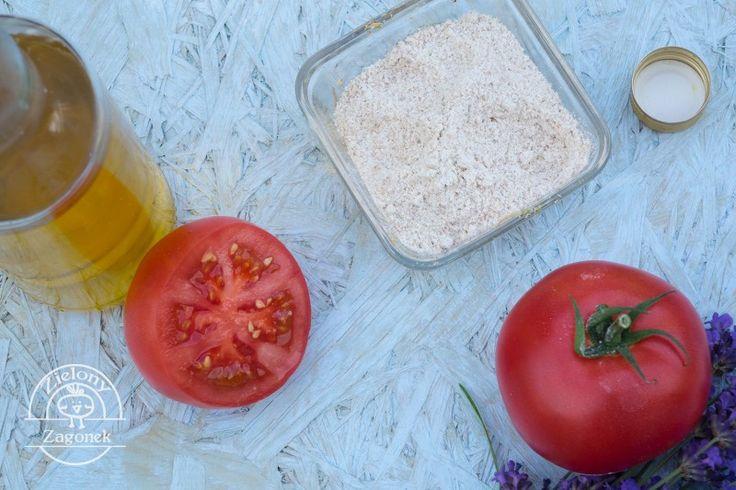 Pomidor - naturalny kosmetyk