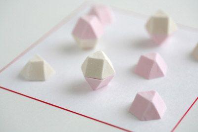 その他「和三盆干菓子 三かく四かく」   商品   折形デザイン研究所