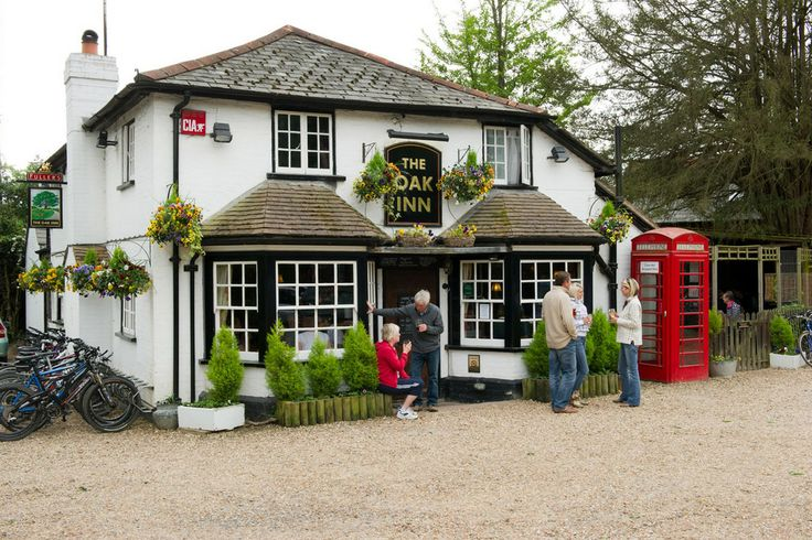The Oak Inn, Lyndhurst, Hampshire