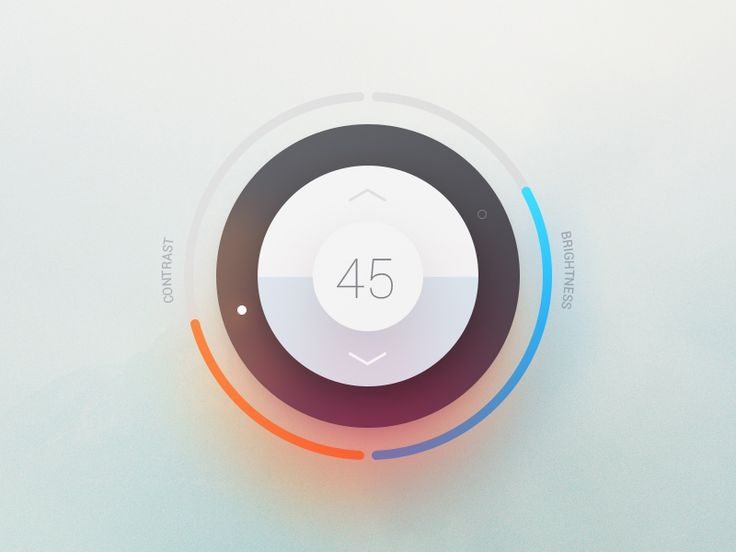 Welcome to Daily UI Elements for 100 days straight (including weekends and holidays).   This is day 060.  My challenge for today is a Knob used to set different levels.  I invite you all to rebound...