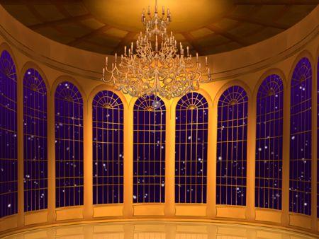 Beauty and the Beast Ballroom!   Beauty and the Beast ...