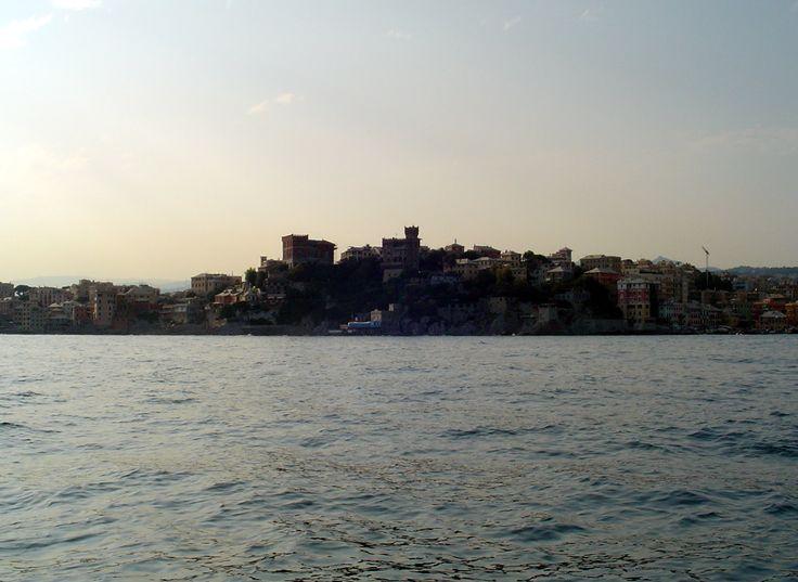 Genova - Boccadasse (lato orientale)