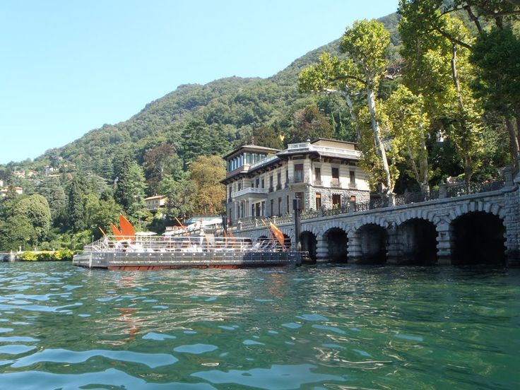 15 best images about villa roccabruna on pinterest - Casta diva lake como italy ...