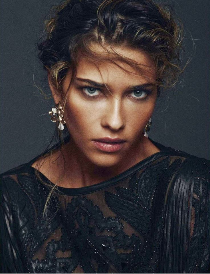 Inspirational Board: Editorial of the day | Elle Spain January 2015: Ana Beatriz Barros