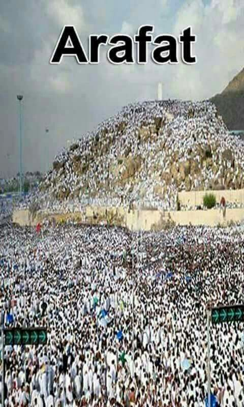 Arafat #Mecca