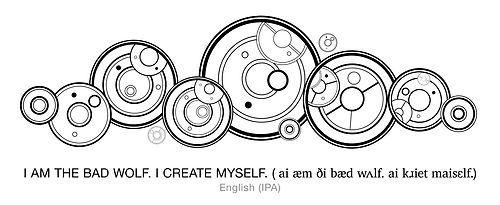 Notti's Blog: Doctor Who Tattoo Design Ideas.