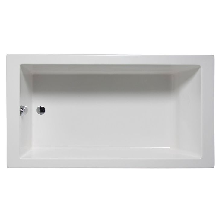 "Venice 60"" X 36"" Air/Whirlpool Bathtub"