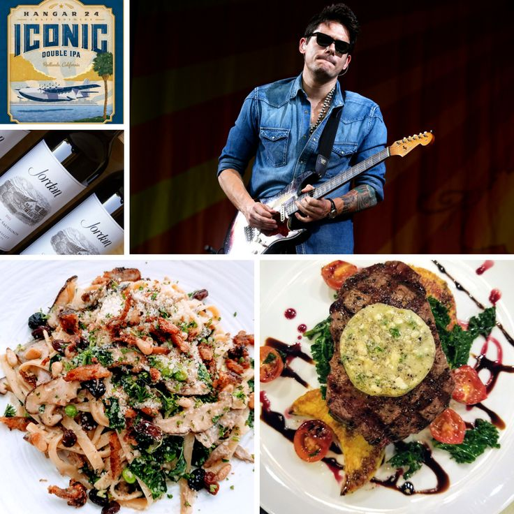 Who else is excited for John Mayer?! ❤️🎵 Make your reservations for a delicious dinner and drinks before the concert! 🍴🍺🍸🍷 https://www.opentable.com/r/cucina-venti-mountain-view