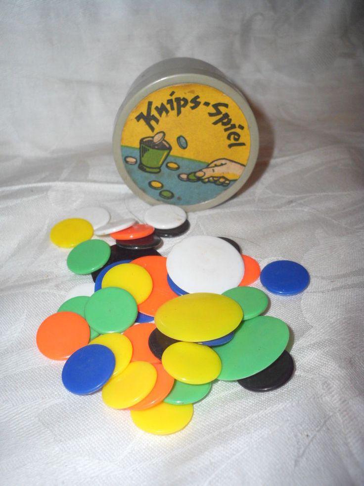 Altes Knips-Spiel;DDRum ca.;1970