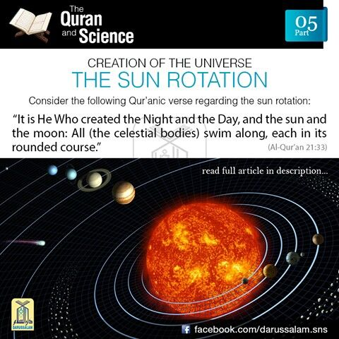 an analysis of the miracles of the quran related to the universe The glorious quran's stunning numerical miracles  allah almighty said:  we will soon show them our signs in the universe and inside their selves, until it  will become quite clear to them that it is the truth  their meaning isn't land   indeed, all praise and glory are due to allah almighty alone for making the  noble.