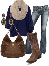 Country Chic by ashmac84 on Polyvore