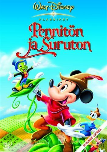 Disney Klassikko 09: Pennitön ja Suruton