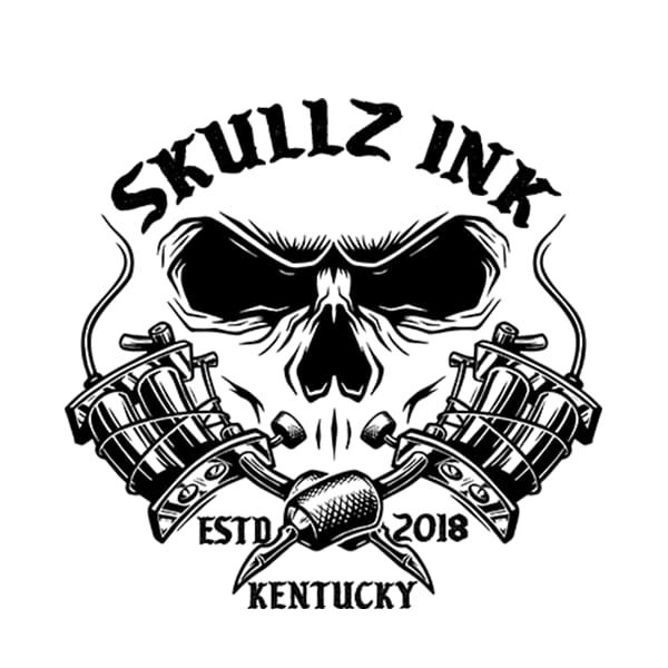 Skullz Ink Lynne Leslie Tattoo Machine Design Tattoo Studio Black And Grey Tattoos