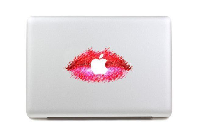 Apple macbook decal macbook pro decals macbook retina decal cover skin macbook air decal sticker Laptop apple mac decal sticker by MixedDecal on Etsy