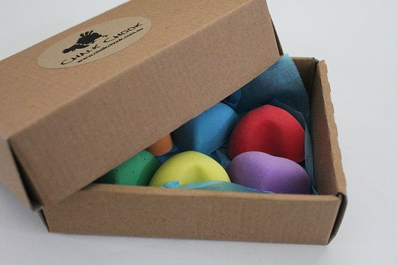 4 chalk gift boxes for AUD36.50 by ChalkChook on Etsy, $36.50