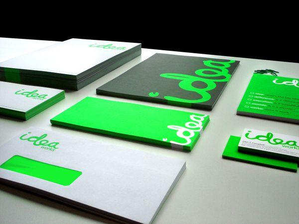 ideaworks branding by steven arnold #ideaworks #branding