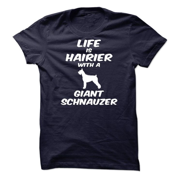 Giant Schnauzer T-Shirts, Hoodies. VIEW DETAIL ==► https://www.sunfrog.com/Pets/Giant-Schnauzer-105814289-Guys.html?id=41382