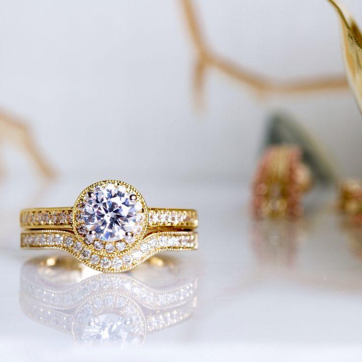 Welsh Gold Wedding Rings Royal Mini Bridal