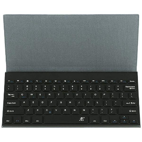 【送料無料】<br> 3E<br> 【スマホ/タブレット対応】ワイヤレスキーボード[Bluetooth3.0・Android/iOS/Win] Premium (78キー・ブラック) 3E-BKY3-BK