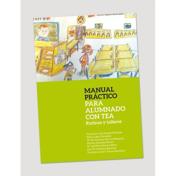 Desde el blog Aulautista nos llega esta noticia sobre elManual Práctico para alumnado con TEA: Rutinas y Talleres. ...